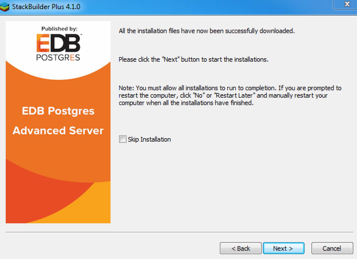 EDB Postgres™ Advanced Server Upgrade Guide