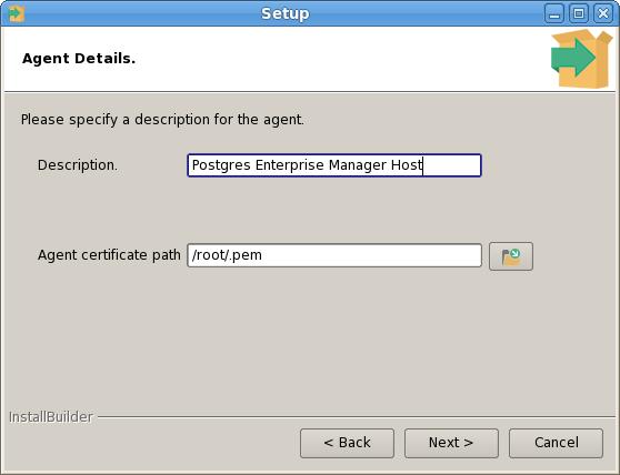 EDB Postgres™ Enterprise Manager Installation Guide Version 7 5