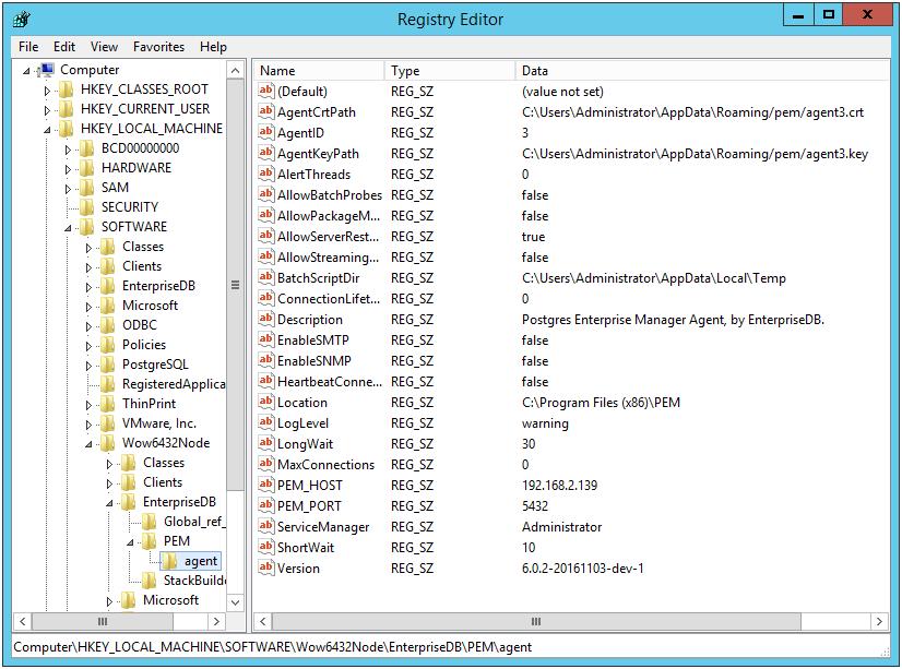 EDB Postgres™ Enterprise Manager Upgrade and Migration Guide Version 7 5